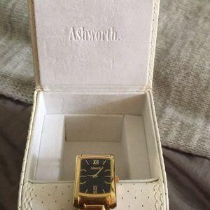 Ashworth women's watch